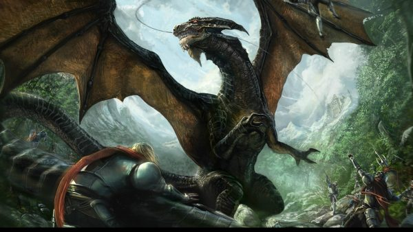 dragons wallpaper HD3