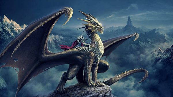 dragons wallpaper HD4