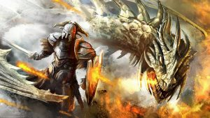 Drachen Wallpaper HD