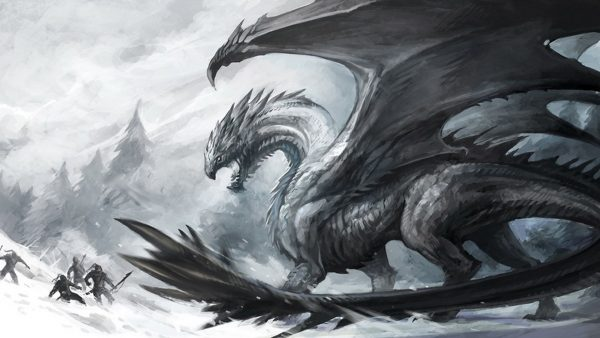 dragons wallpaper HD9