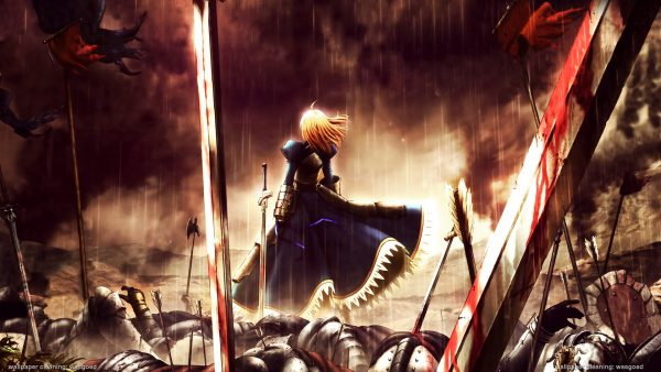 fate zero wallpaper2