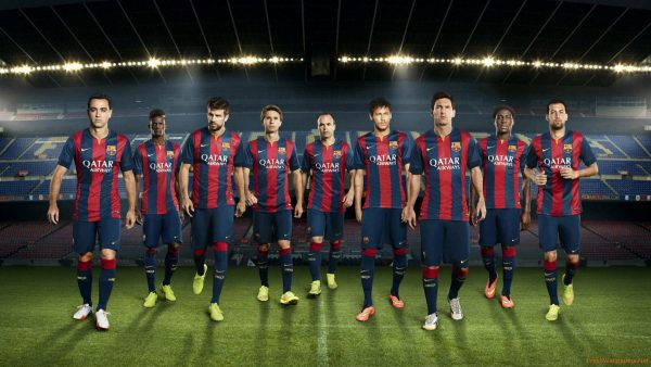 fc barcelona wallpapers HD4