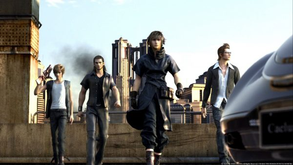 final fantasy 15 wallpaper HD3