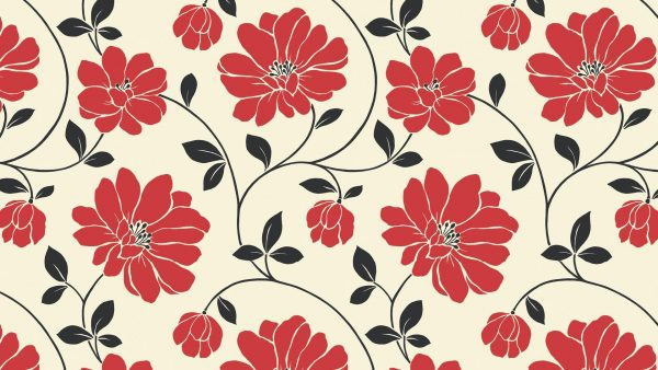 floral wallpaper pattern tumblr