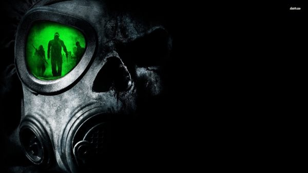gas mask wallpaper2