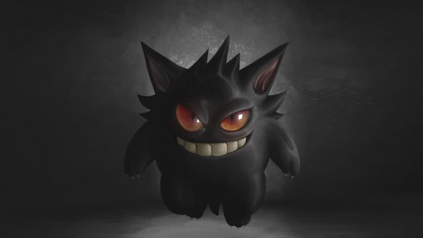 Gengar wallpaper HD5