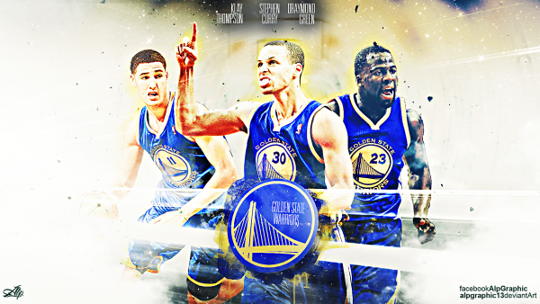 Golden State Warriors behang HD7