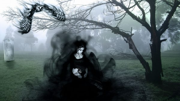 goth wallpaper HD4
