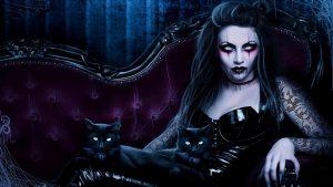 goth wallpaper