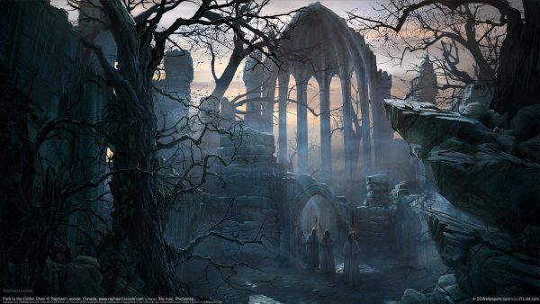 gothic wallpaper HD2