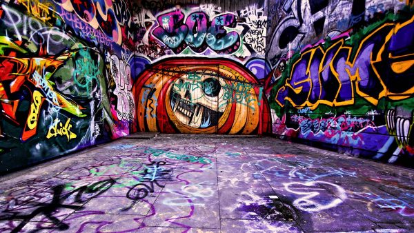graffiti tapetti hd HD3