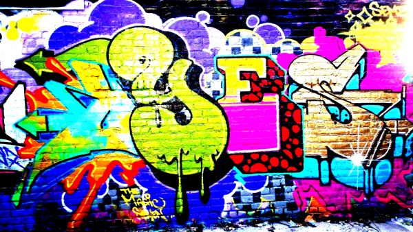 graffiti tapetti hd HD7