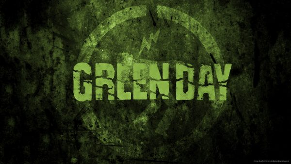 Green Day wallpaper2