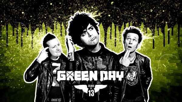 Green Day wallpaper3