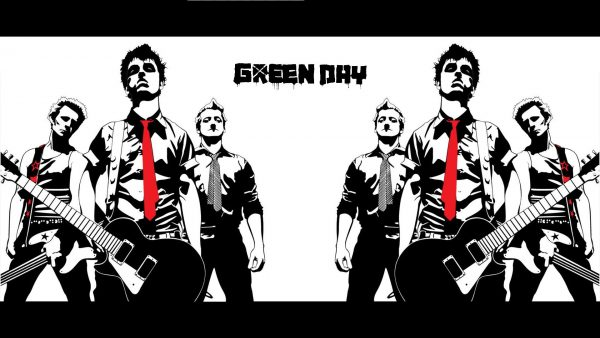 Green Day wallpaper5