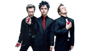 wallpaper green day