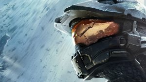 halo 4 behang