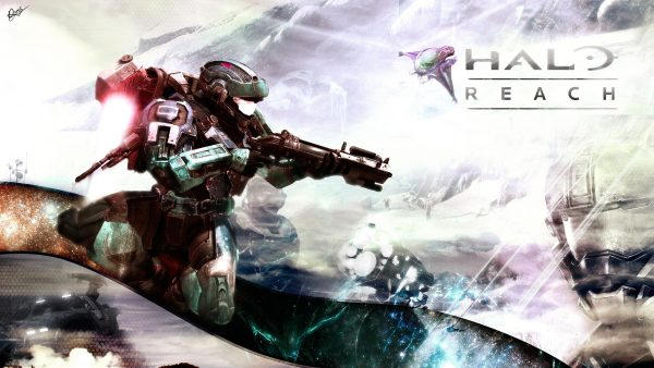 halo reach wallpaper HD4