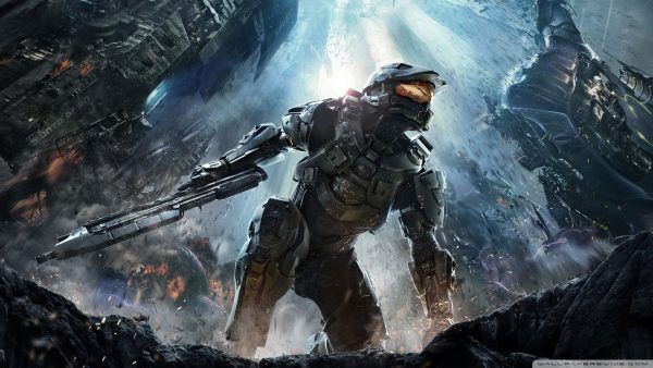 Halo wallpaper HD1
