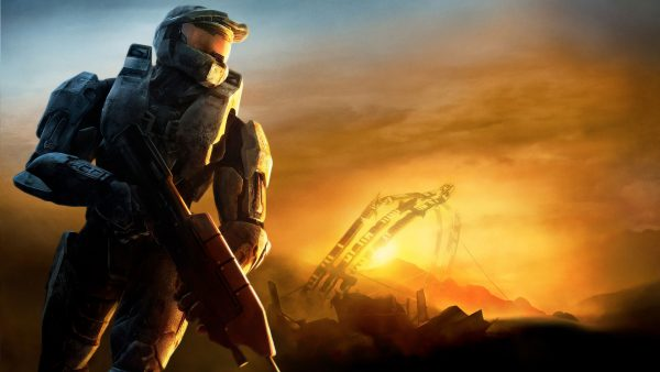 Halo wallpaper HD9