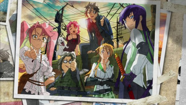 highschool of the dead wallpaper HD1