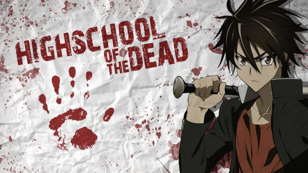 highschool of the dead wallpaper HD2