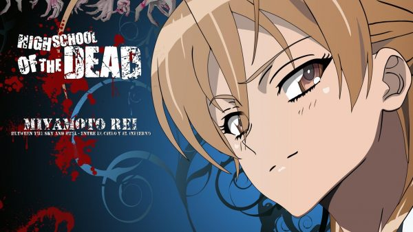 highschool of the dead wallpaper HD3