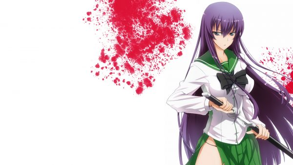 highschool of the dead wallpaper HD4