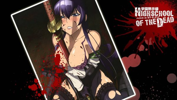 highschool of the dead wallpaper HD6