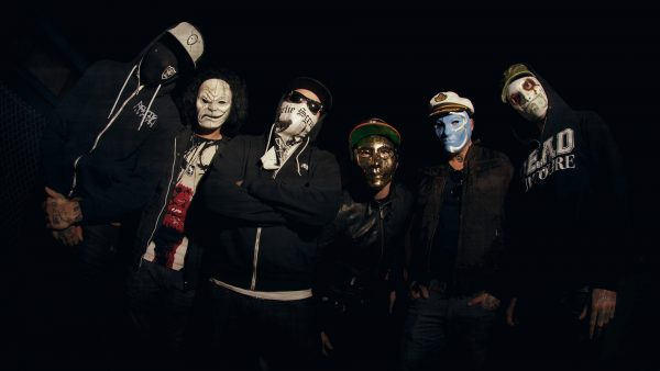 Hollywood Undead Wallpaper2