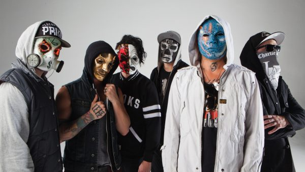 Hollywood Undead Wallpaper3