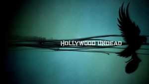 hollywood undead tapet
