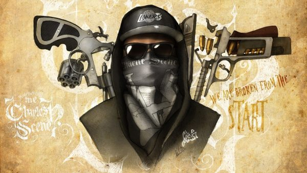 hollywood undead wallpaper9