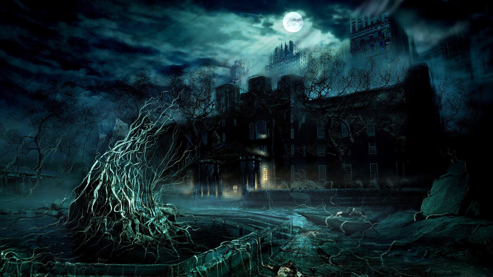 Horror Wallpapers Hd Free Download: Horror Wallpaper HD