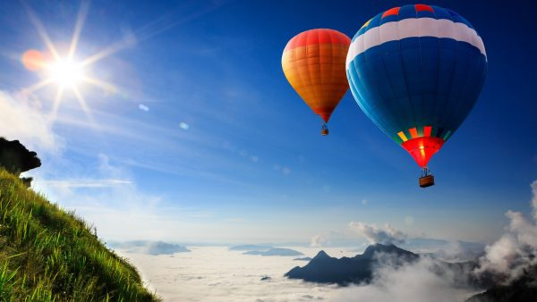 hot air balloon wallpaper HD3
