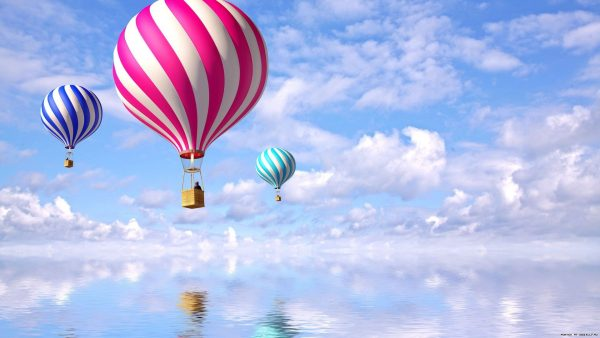 hot air balloon wallpaper HD6
