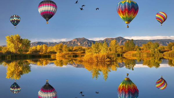 hot air balloon wallpaper HD8