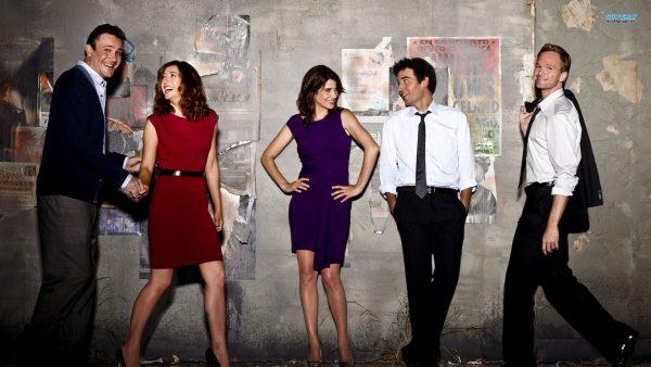 How I Met Your Mother tapeter HD1