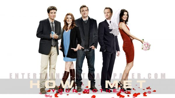How I Met Your Mother tapeter HD2