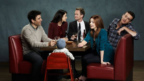 How I Met Your Mother tapeter HD5