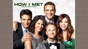 How I Met Your Mother tapeter HD