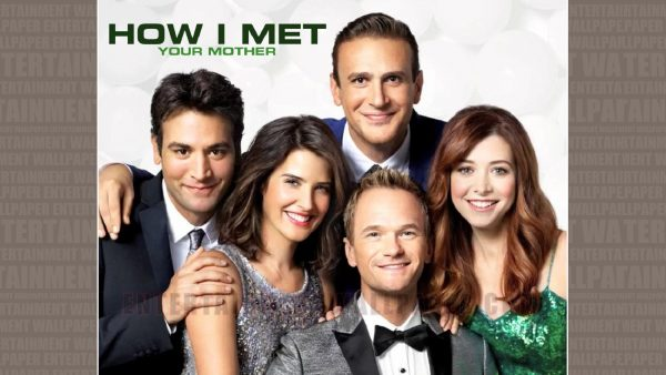 How I Met Your Mother tapeter HD7
