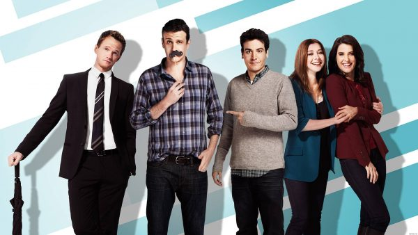 How I Met Your Mother tapeter HD9