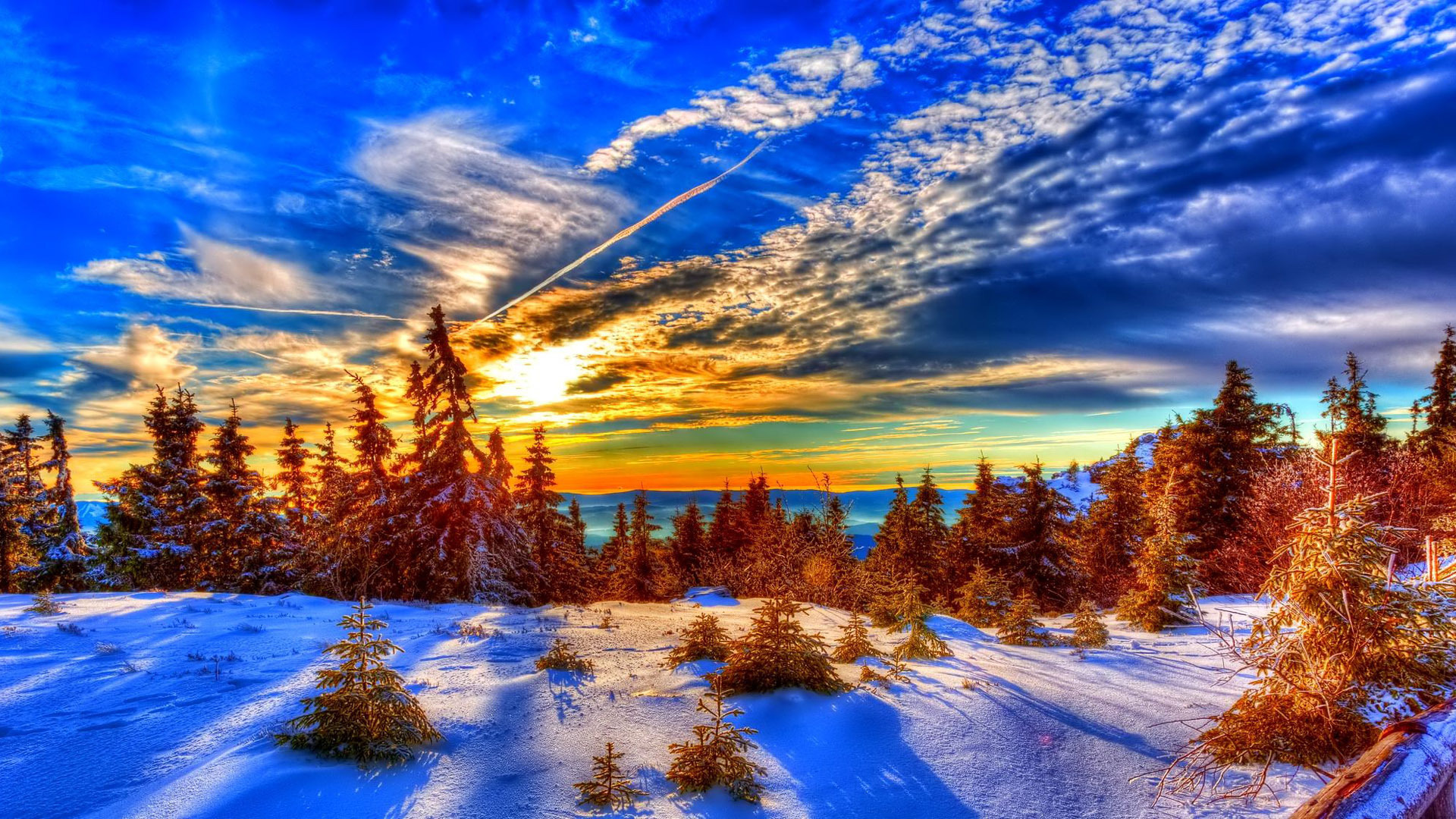free winter wallpaper hd