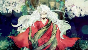 wallpaper inuyasha