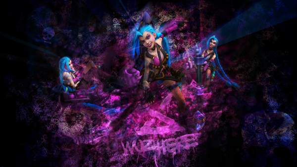 jinx wallpaper HD2