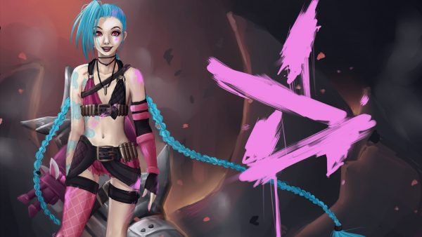 jinx wallpaper HD3