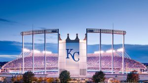 Kansas City Royals kertas dinding