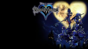 Kingdom Hearts iphone tapetti
