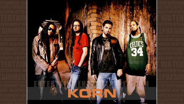 korn Tapete HD4